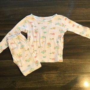 Carter's Toddler Girls Pajamas 2-Piece